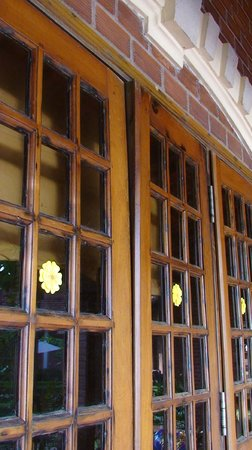Cassia Cottage: VENTANA HABITACION