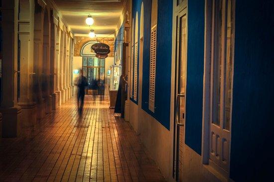 Balneario de Leana: Tiendas