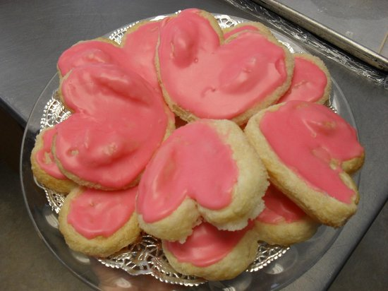 Home Sweet Home Bakery: Valentine's Hearts