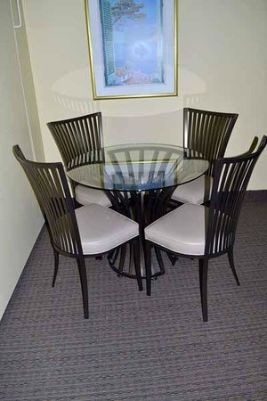 Avista Resort: Many of our guest rooms have new furniture.
