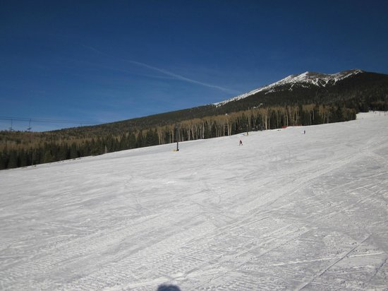 Arizona Snowbowl: My slope <3