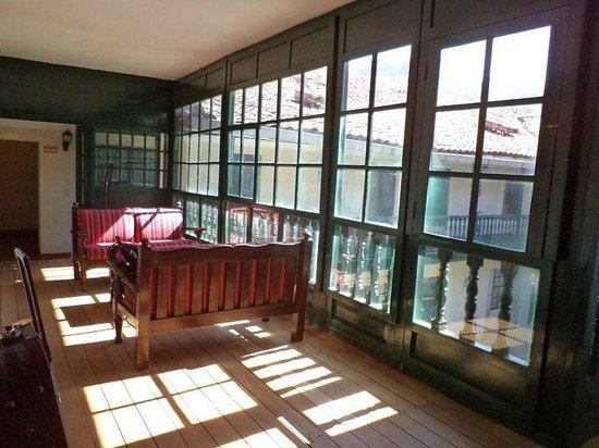 Casa Andina Classic Cusco Koricancha: lobby planta alta