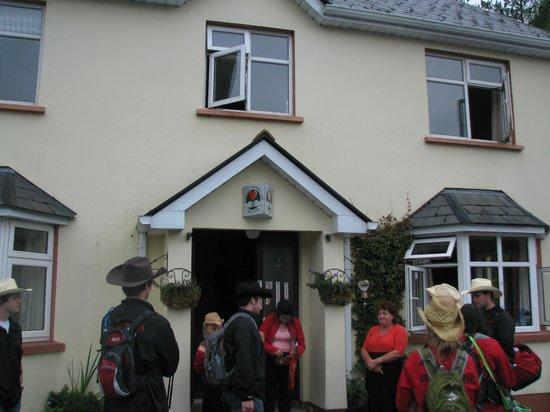 Rockwood House: Front Entrance