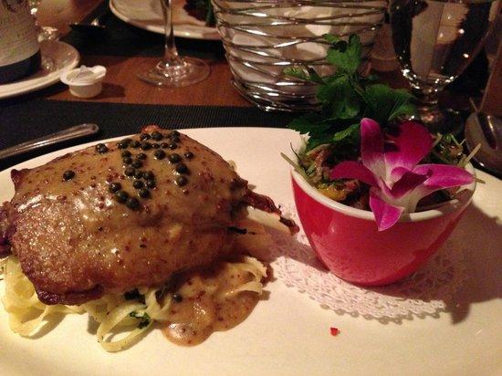 Restaurant 1640 : 2 Way Duck at 1640
