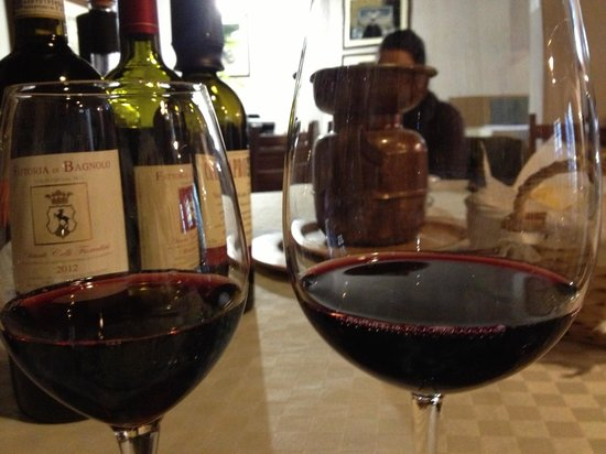 Tuscan Wine Tours with Angie: Yum!