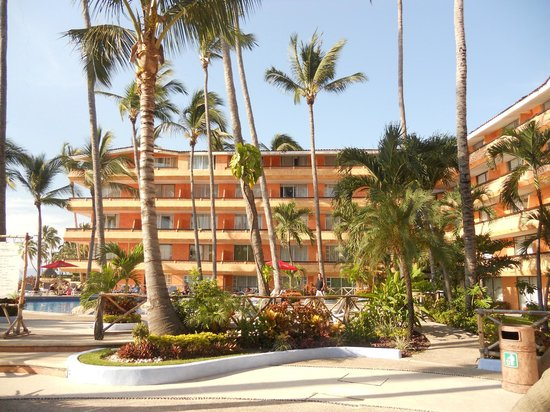 Las Palmas by the Sea: A view of the rooms