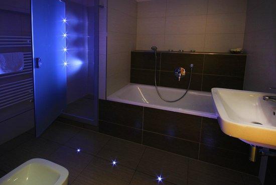 Penzion a lazebna Bily jednorozec : bathroom
