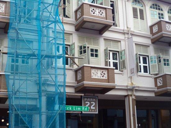 Park 22 Hotel : Hotel