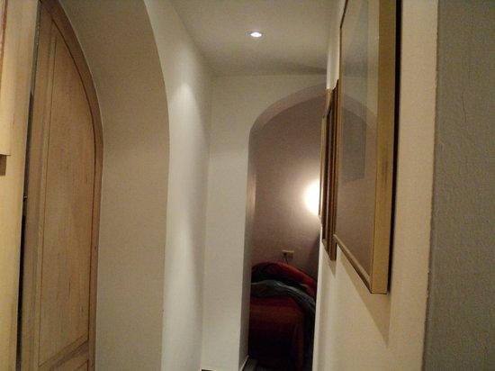 Hotel Goldener Hecht: Vestibule