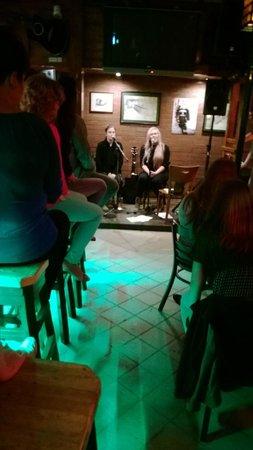 Irish Cat Pub: Konsert