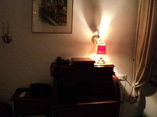 Hotel Goldener Hecht: Room