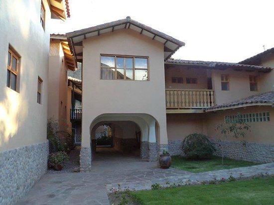 San Agustin Urubamba Hotel: otro de los patios