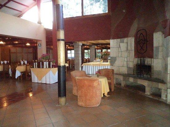 San Agustin Urubamba Hotel: comedor
