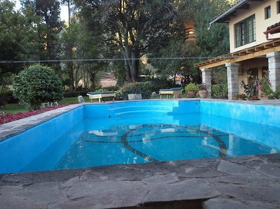 San Agustin Urubamba Hotel: pileta