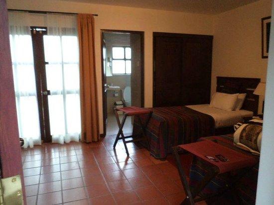 San Agustin Urubamba Hotel: habitación simple