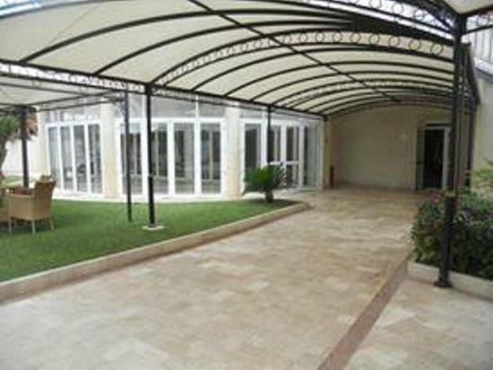 Mariano IV palace hotel: horel Mariano IV