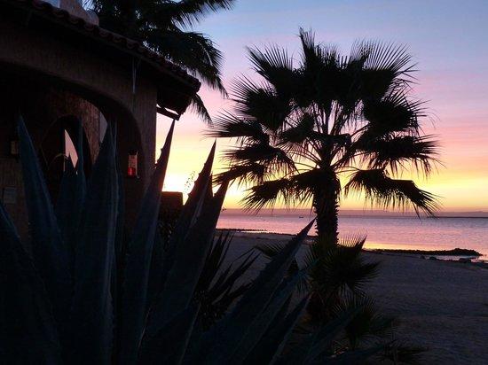 Casa Kootenay Bed and Breakfast: Wonderful sunsets