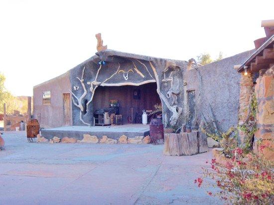 La Kiva: Music Stage