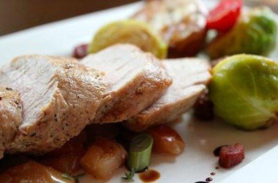 Nectar Restaurant and Wine Bar: Pork Loin