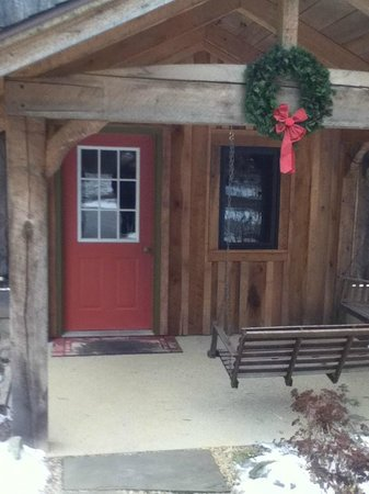 Robinwood Inn: Door to Treetop Loft