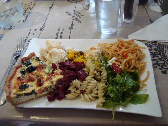 Jim's Coffee House : A Vegetarian Option