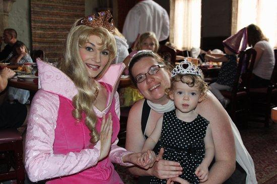 Akershus Royal Banquet Hall : Magical moments meeting princesses