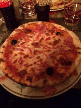 Chez Nano : Pizza sixty nine
