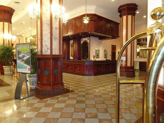 Hotel Riu Palace Paradise Island : Entrance