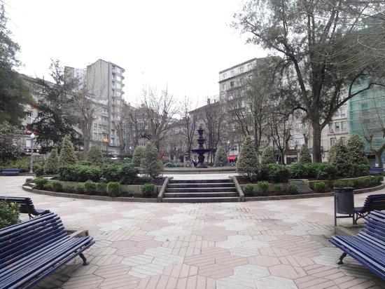 Parque de San Lazaro