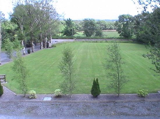 Mountain View B & B: garden