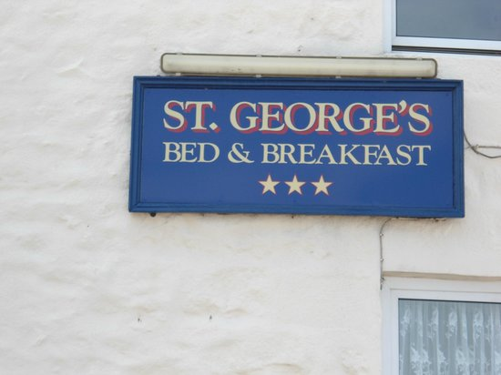 St Georges: L'hôtel de l'extérieur