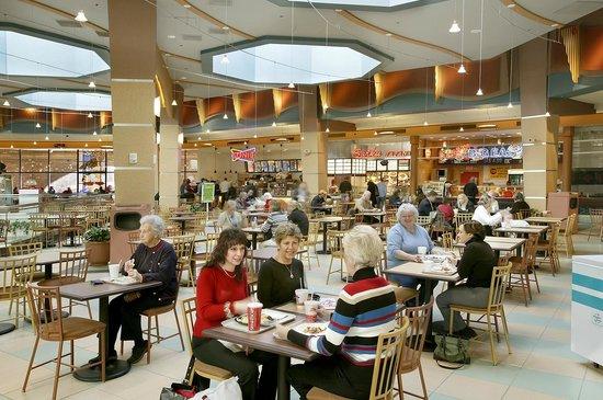 Hanes Mall Food Court