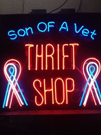 Son of A Vet Thrift Shop