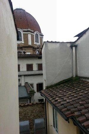 Hotel Globus: Room view