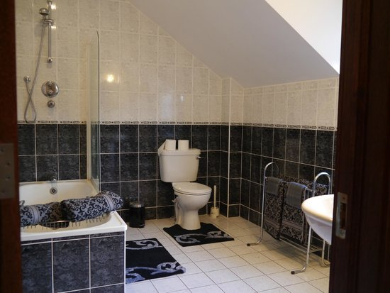 Mountain View B & B : en suite