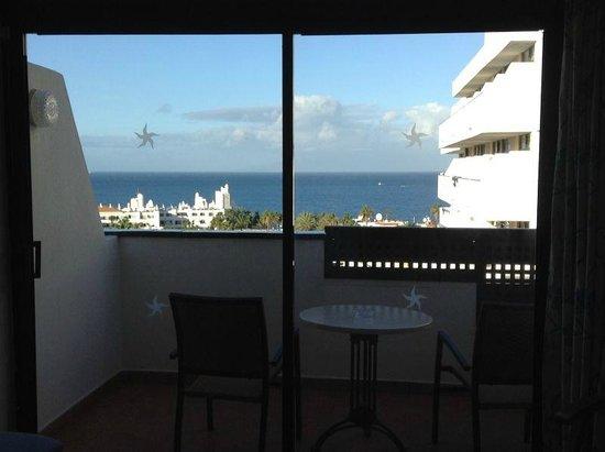 Iberostar Las Dalias: View from Room 805