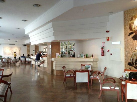 Iberostar Las Dalias: Reception Bar