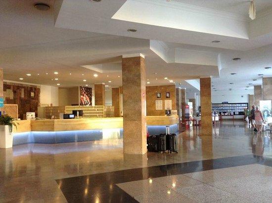 Iberostar Las Dalias: Reception Area