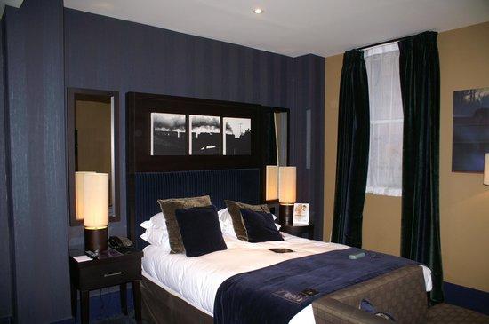Malmaison Reading: Guest room