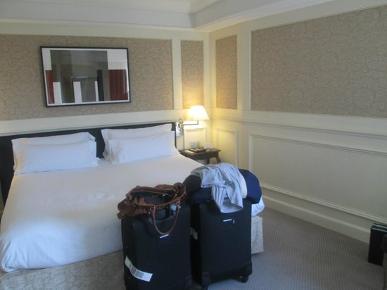 Majestic Hotel & Spa Barcelona : Our room
