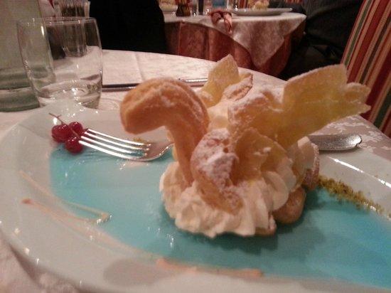Hotel Mezdì: Ottimo dolce dolce da gustare
