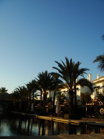 Finca Cortesin Hotel, Golf & Spa: Blick