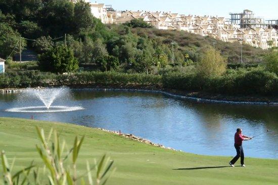 Finca Cortesin Hotel Golf & Spa: Golf