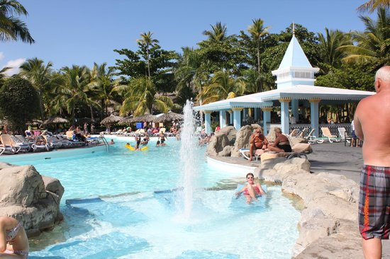 ClubHotel Riu Bachata: One of 4 pools