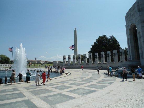 National World War II Memorial: World War II Memorial