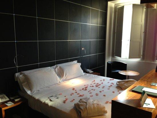 UNA Hotel Vittoria: Benvenuto da parte dell'albergo