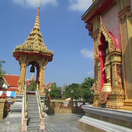 Wat Chalong: Belfry