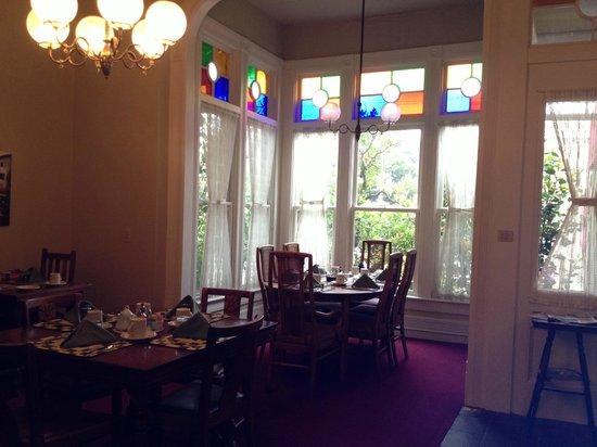 Garden Street Inn: Sala colazione