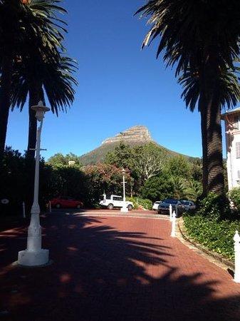 Belmond Mount Nelson Hotel: accès hotel
