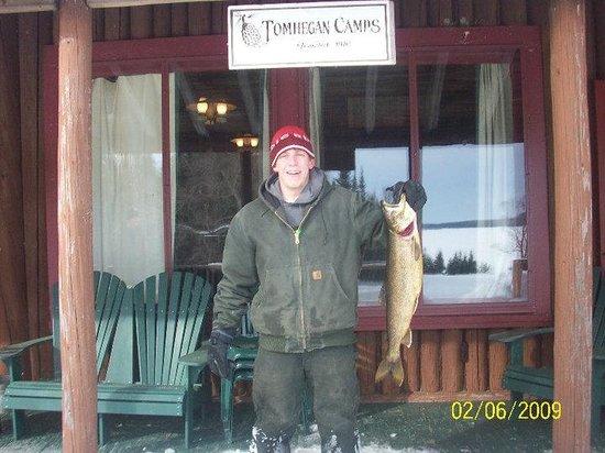 Tomhegan Wilderness Cabins: Four Season fun at Tomhegan Camps